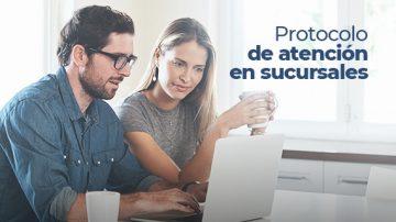 Banner web Vida Tres protocolo sucursales